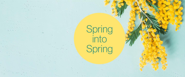 Spring sales weekly!