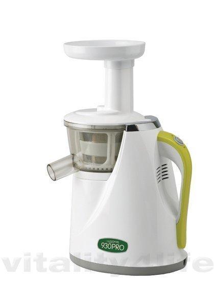 Oscar 930 Pro Vertical Cold Press Juicer - White