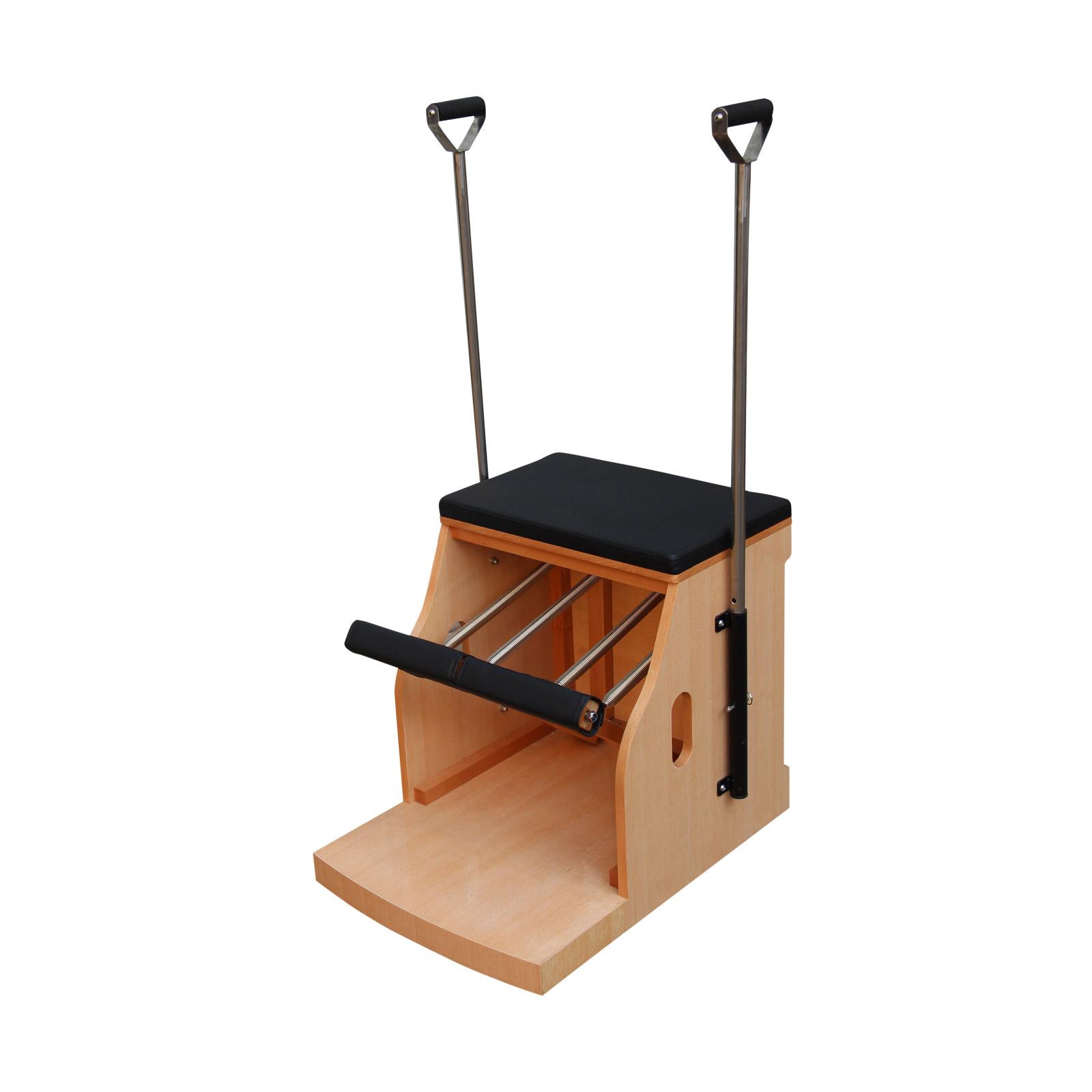 Refurbished: Pilates Wunda Chair with Handles - 2018 Model