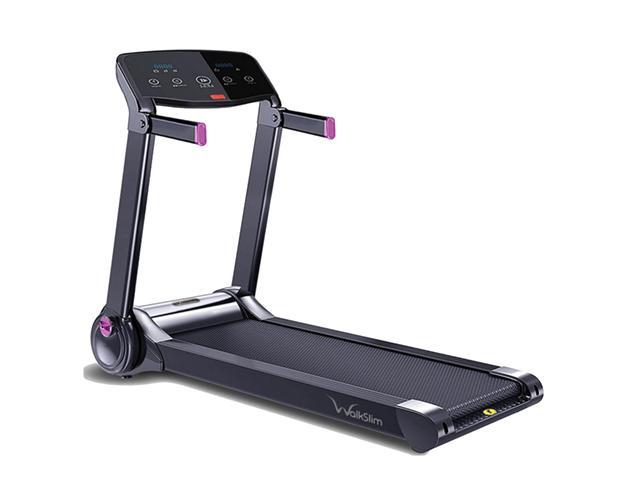 Walkslim 810 Walking treadmill Side